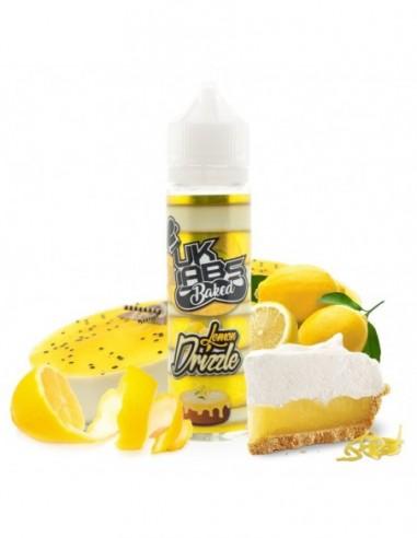 Lemon Drizzle - UK Labs Baked 100ml